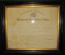 1862 ABRAHAM LINCOLN CHASE CIVIL WAR ERA OR PIONEER MA GOLD MINER DAGUERREOTYPE