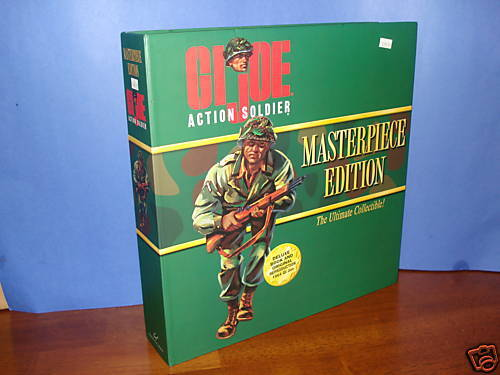 G.I. Joe Action Soldier MASTERPIECE EDITION (Mint)