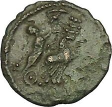 CONSTANTINE I the GREAT Cult  Heaven Horse Chariot Ancient Roman Coin i40257