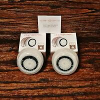 2 Clarisonic Replacement Brush Head Sensitive Cleansing In Box (two Pack)