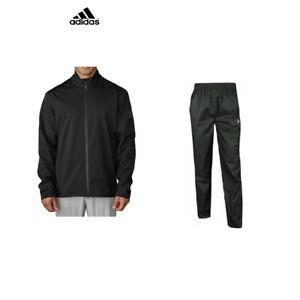 Details about Adidas ClimaProof Rain Suit Men's Waterproof Size Small AE9265 | BC1584
