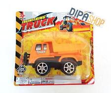 Enginnering Truck Modellino Caterpillar Gioco Giocattolo Bambino Bimbo moc