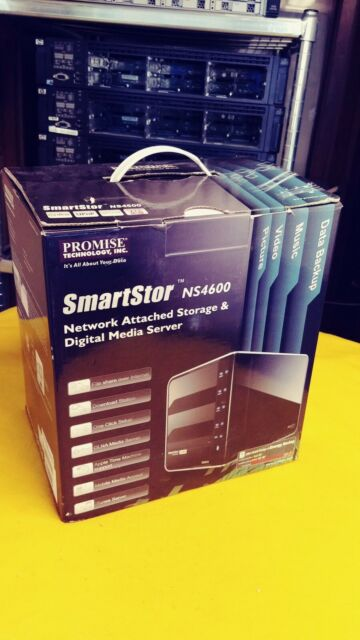 350W Promise Smartstor NS4300n NS4600n NAS power supply Replace single connector