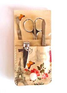 Manicure-Pedicure-Set-Pouch-Nail-Care-Set-Clippers-Scissors-Tweezers-Women-Gifts
