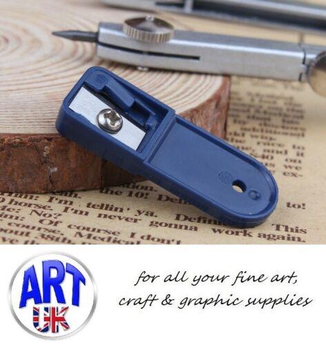 Mobius /& Ruppert Artists Professional Mini Lead Pointer Pencil Sharpener