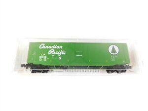 N-Scale-MTL-Micro-Trains-Line-38220-CP-Canadian-Pacific-50-039-Box-Car-81158