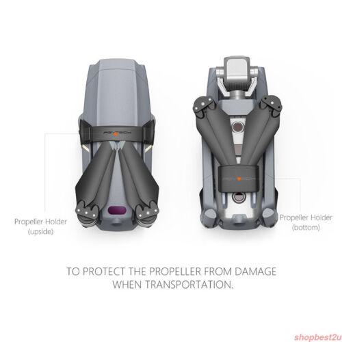 PGY 2pcs Propeller Fixator Protection Holder Bracket Clasp for DJI Mavic 2 Pro