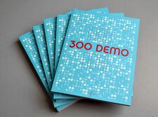 """Andrea Salvi: """"300 DEMO - Produzione musicale a Bergamo dagli anni 90 ad oggi"""""""