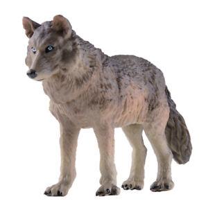 1-6-Skala-Zubehoer-Tiere-Wolf-Fuer-12-zoll-Action-Figure-Spielzeug-Display-NEU