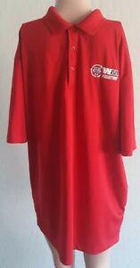 Waste-Management-Phoenix-Open-Red-Golf-Polo-Shirt-PGA-Scottsdale-Size-XLarge