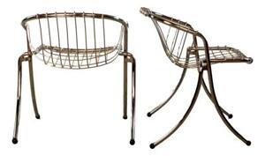 Sedia lynn rima padova design gastone rinaldi 1970 vintage for Sedia design anni 70