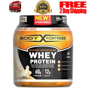 Suplemento De Proteinas 100 Natural Para Batidos Para Aumentar Masa Muscular Ebay