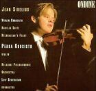 Jean Sibelius: Violin Concerto; Karelia Suite; Belshazzar's Feast (CD, Apr-1996, Ondine)