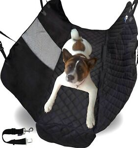 Pet Seat Cover for Dogs Car Back Seat Protector Hammock Waterproof -High quality 742574236989