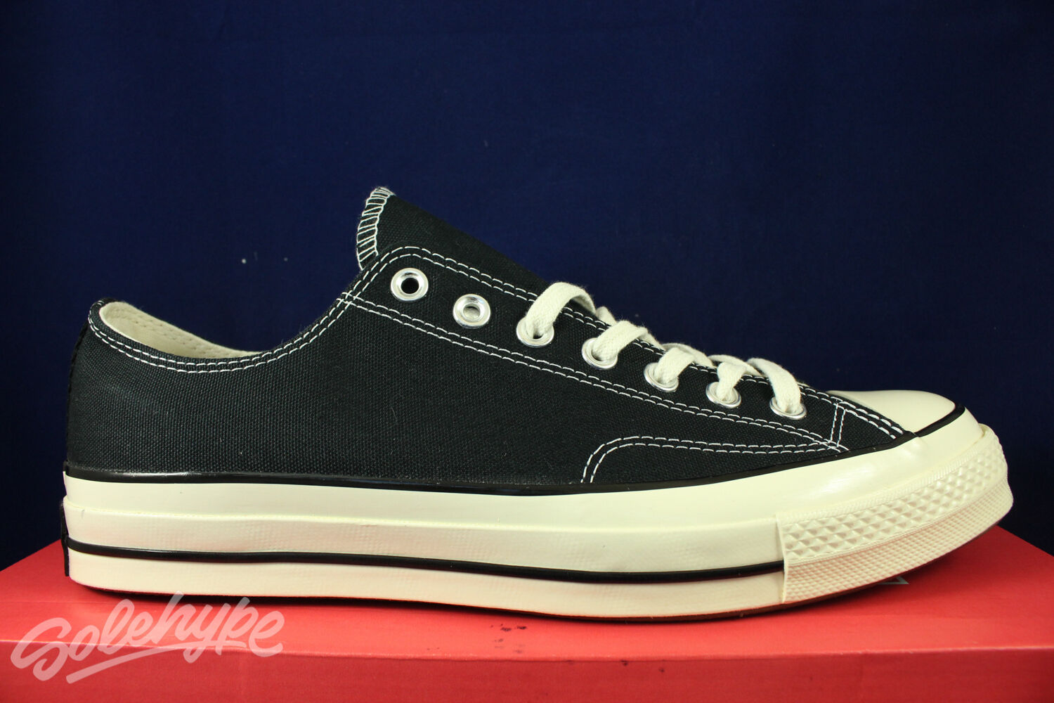 CONVERSE CHUCK TAYLOR ALL STAR 70 OX BLACK FIRST STRING CT 1970 144757C SZ 11