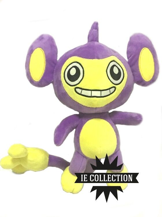 POKEMON AIPOM PELUCHE 30 CM PUPAZZO PUPAZZO PUPAZZO Capumain Griffel 190 plush doll Ambipom sole 61c201
