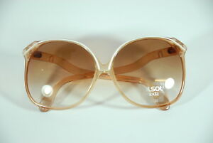 d441bdbb20e Image is loading Vintage-Nilsol-Sunglasses-Retro -Collectors-Costume-Art-Scene-