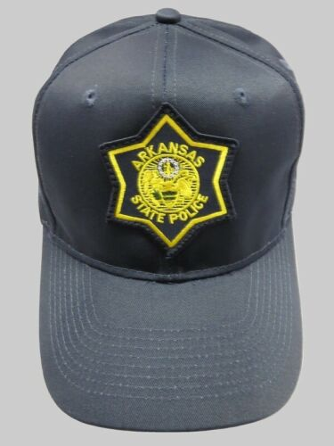 ARKANSAS STATE POLICE BALL CAP