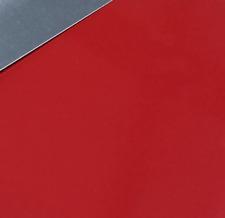 49 X 96 Red Aluminum Sheet Flat 030 Thick Cargo Trailer Repair Etc