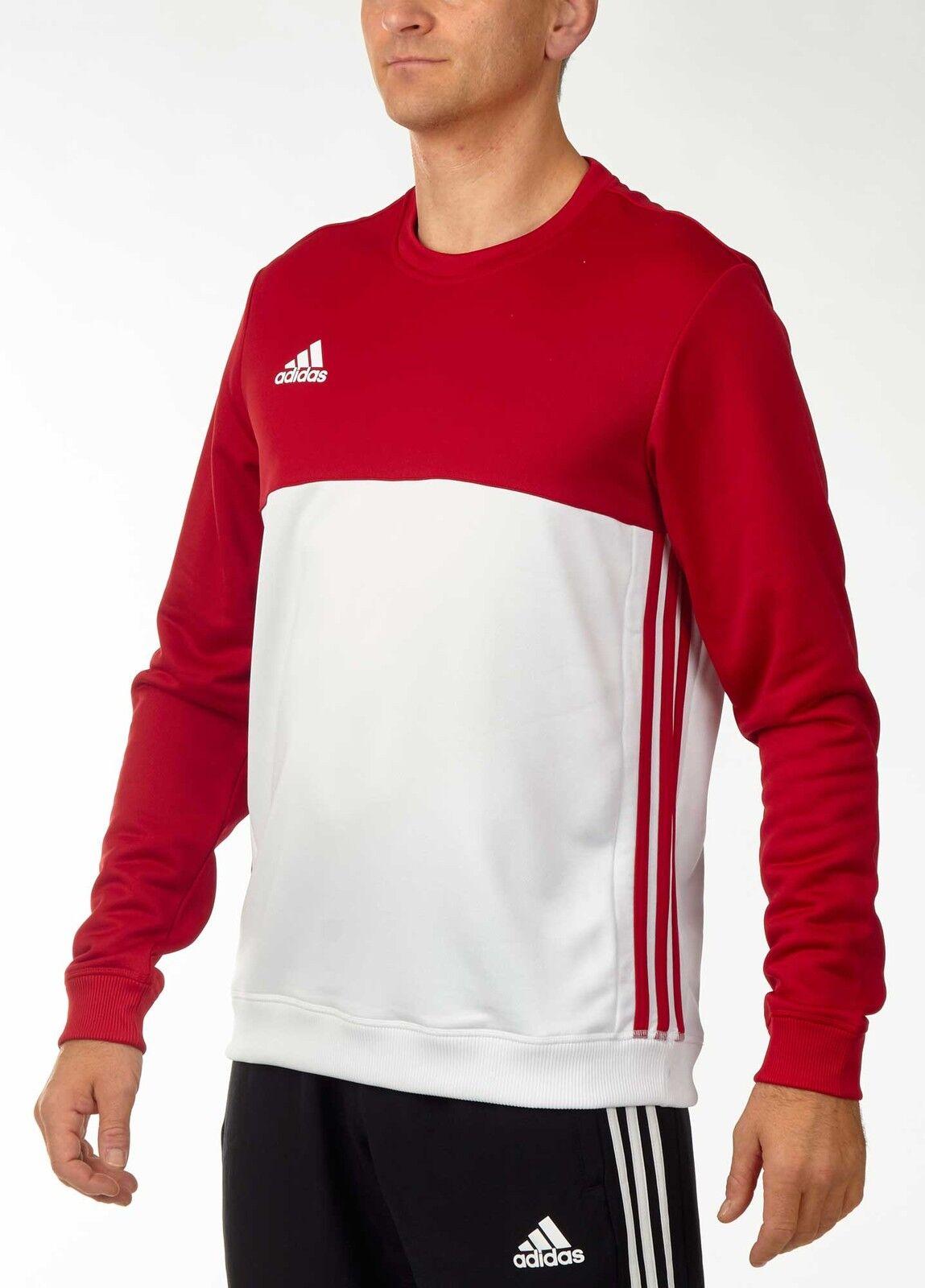 Adidas T16 Team schweißer Männer power rot weiß AJ5420