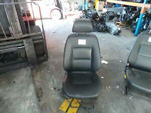 HOLDEN-COMMODORE-FRONT-SEAT-RH-FRONT-VE-S1-S2-SEDAN-LEATHER-BERLINA-60TH-ANN