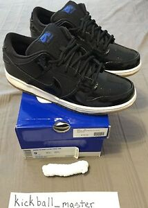 NEW DS Nike Dunk Low Pro SB Space Jam Size 9 Black  cd9f39175288