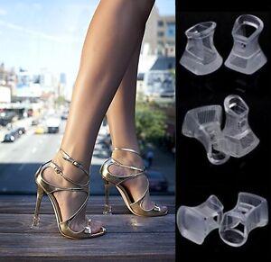 70a28395c3d 20pcs Clear High Heel Stopper for Grass Outdoor Wedding Banquet ...