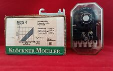 MOELLER MCS4 PRESSURE SWITCH MANOSTAT