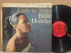 Billie-Holiday-Lady-In-Satin-VG-6-EYE-MONO-DG-BEAUTIFUL