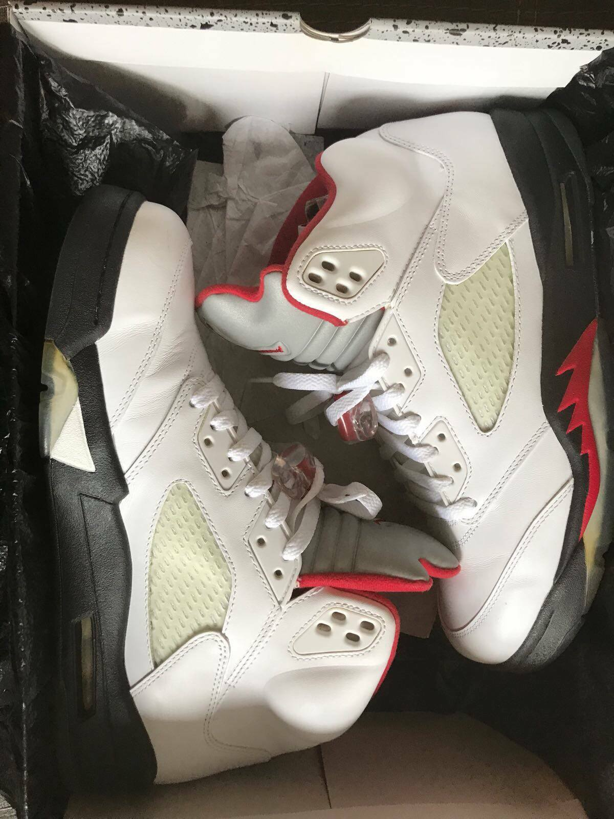Air Jordan 5 Retro 2013 Fire Red