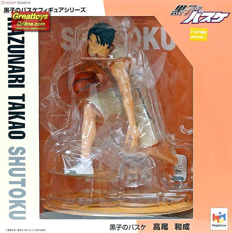 Megahouse Kuroko's Basketball Kazunari Takao 1 8 Scale Figure 4535123818066