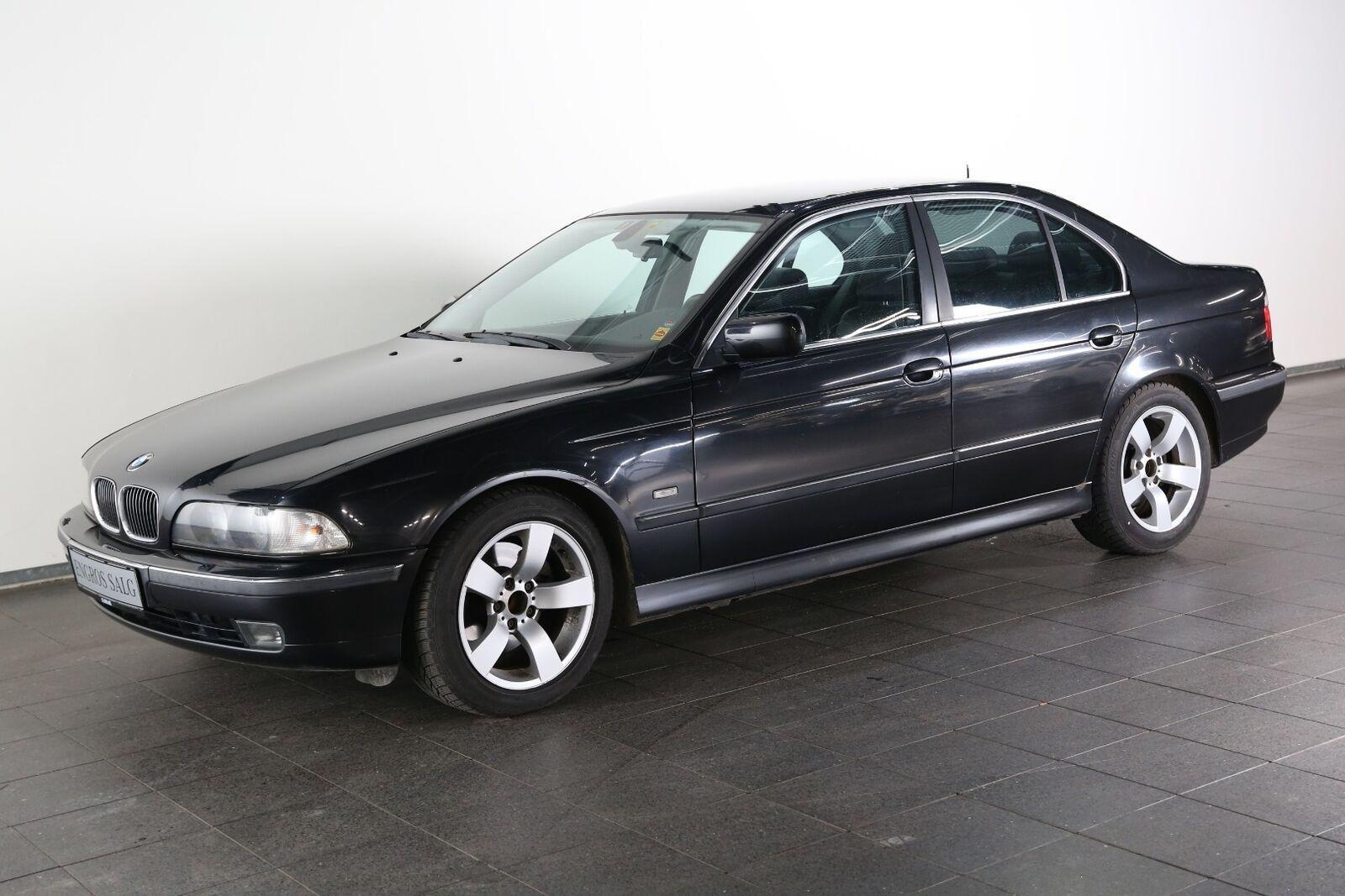 BMW 540i 4,4 Steptr.