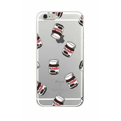 iPhone Nutella Novelty Case Cover