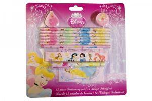 Disney Princess 12tlg. Schreibset NEU