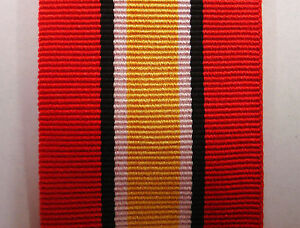 12-034-Brand-New-Official-Malaysia-General-Service-Medal-Ribbon