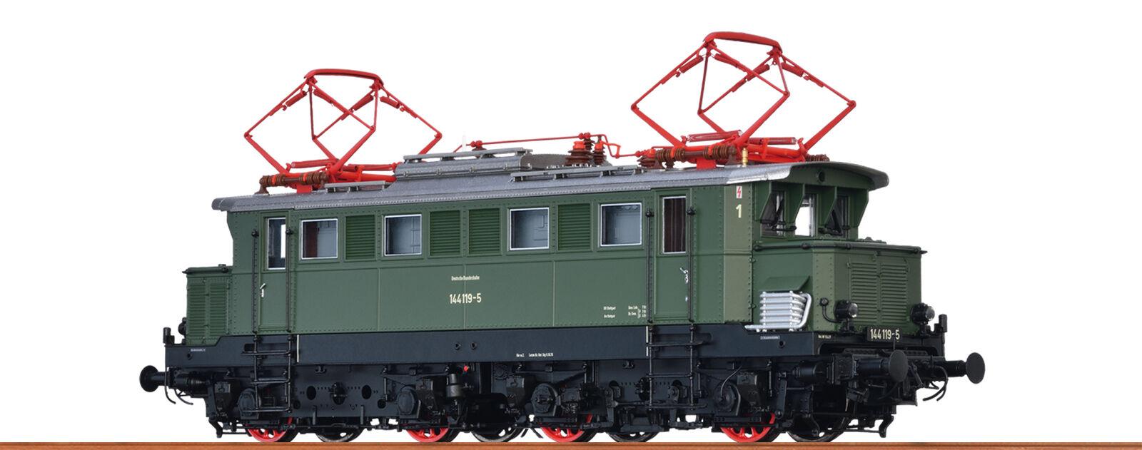 Brawa 43412 Scala H0 Locomotiva Elettrica BR144 Db, IV, Dc An Base +