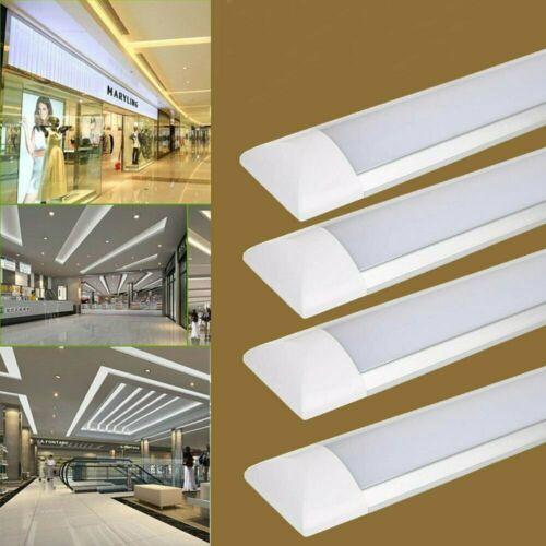 LED Batten Tube Light 4FT 3FT 2FT 1FT Linear Slimline Ceiling Lights Wall Lamp