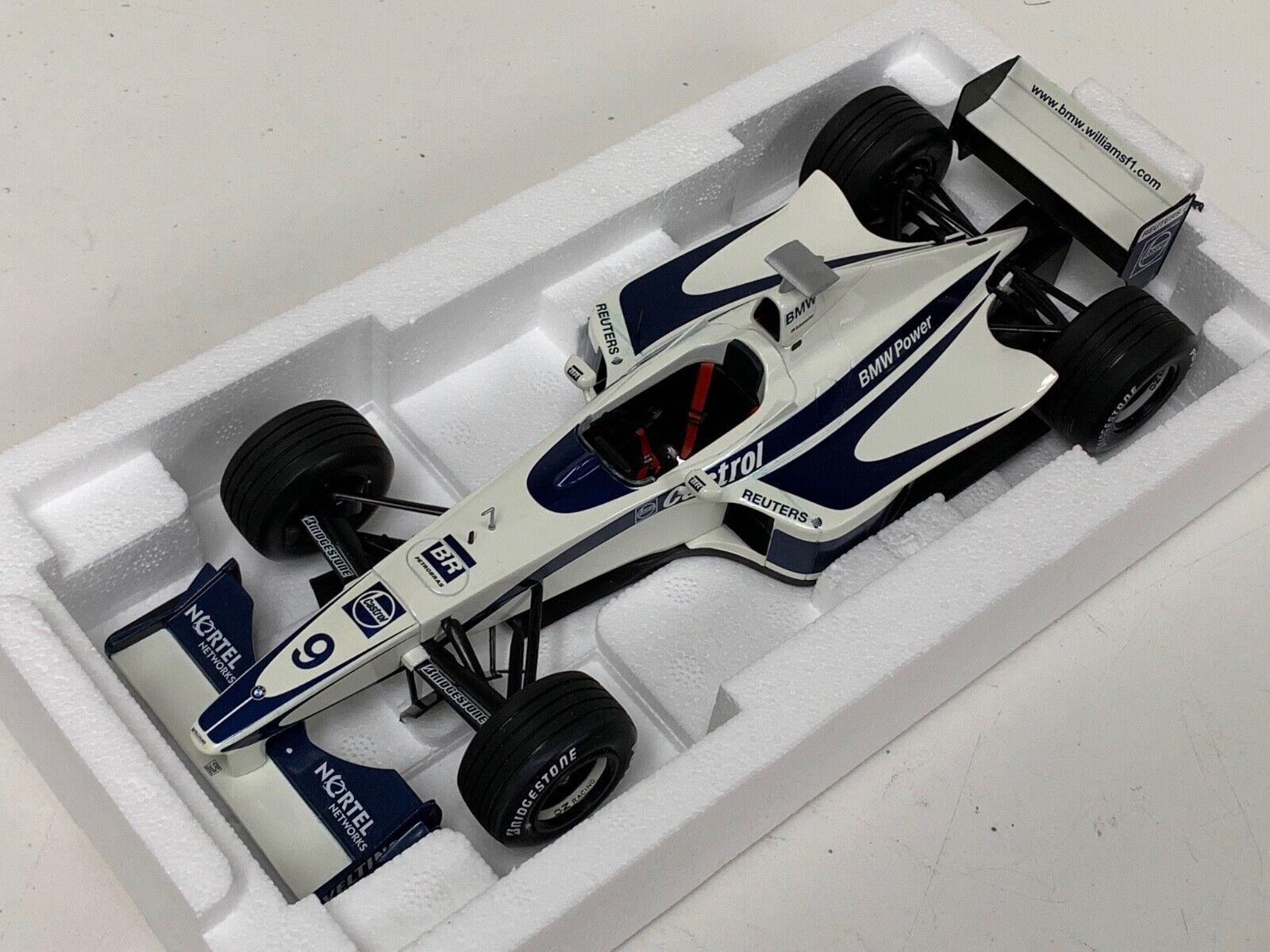 1 18 Minichamps Williams  Launch Car 2000  Ralf Schumacher 180 000099