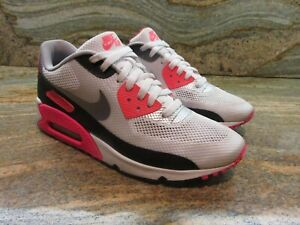 Details about 2012 Nike Air Max 90 Hyperfuse NRG SZ 9 White Black Infrared OG HYP 548747 106