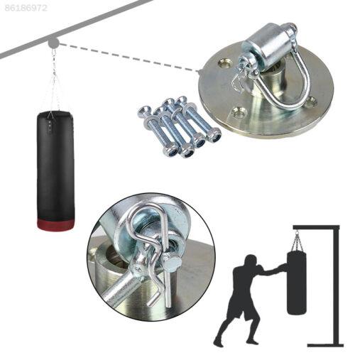 2856 Speed Punching Ball Swivel Boxing Bag Boxer Hook Hanging Mount Bracket