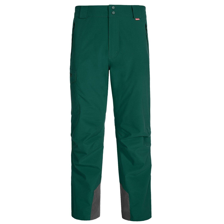 Men's Marker Moment Ski Pants Snowboard Pondepink Green Size XL