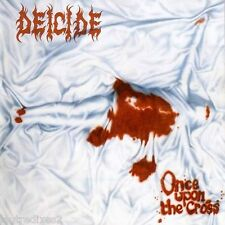 DEICIDE  Once Upon The Cross  [LP neuf] DEATH, VITAL REMAINS, POSSESSED,...