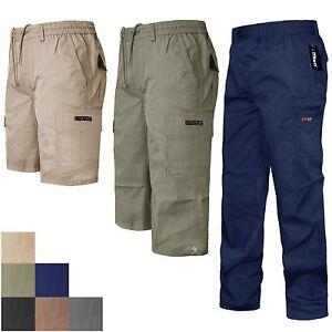 Elástica Ver Título Corto Carga De Cintura Pantalón Combate34 Pantalonespantalones Original Algodón Detalles Para Hombre Shorts N80nXwOPk