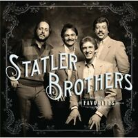 The Statler Brothers - Favorites [new Cd] on Sale