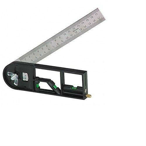 New Angle Length Level Multi Square System Measurement Tool