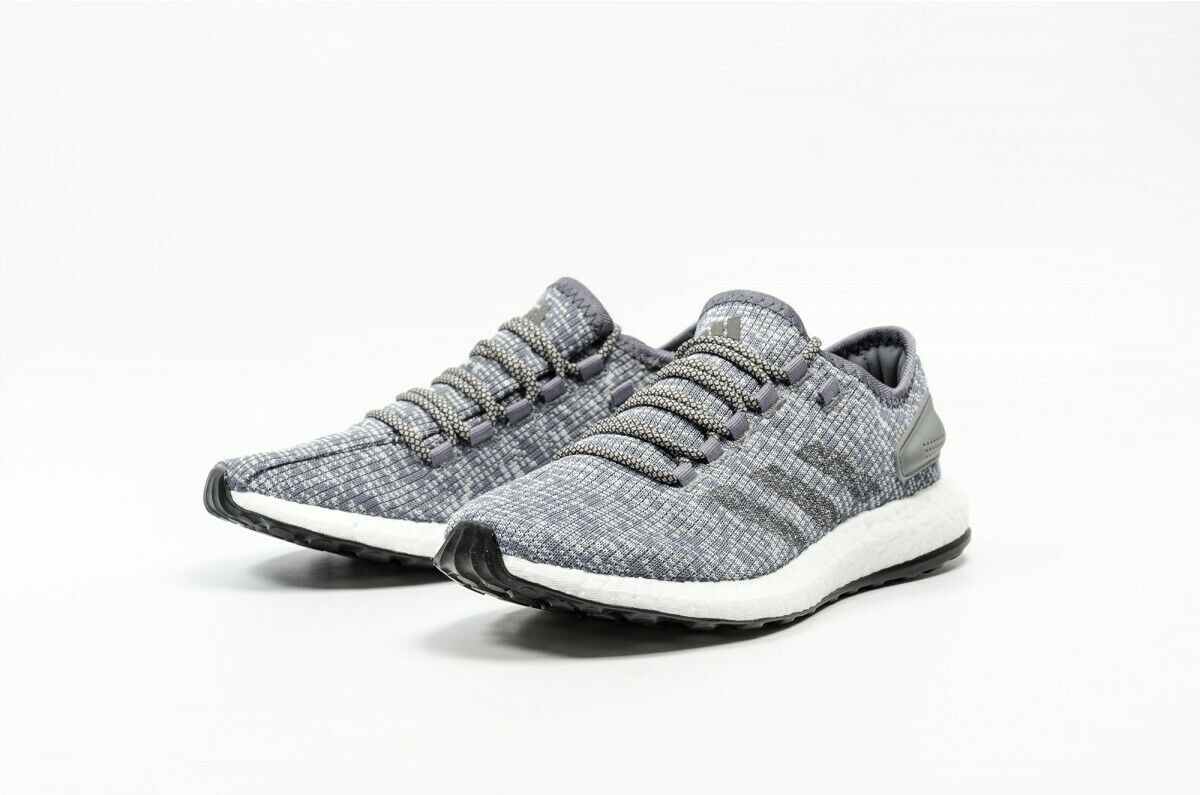 Adidas Pure Boost Solid gris clear gris ba8900 nmd Flux gr 45 1 3 nuevo zapatos