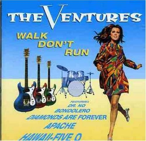1 of 1 - The Ventures - Walk Don't Run [Prism] (2006)