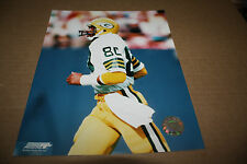 GREEN BAY PACKERS JAMES LOFTON UNSIGNED 8X10 PHOTO POSE 2
