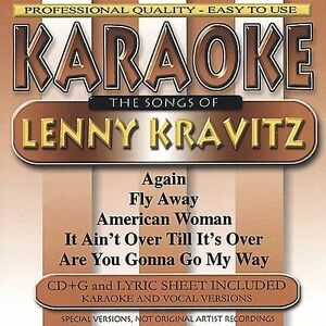 FREE US SHIP. on ANY 3+ CDs! NEW CD Various Artists: Karaoke: Songs By Lenny Kra