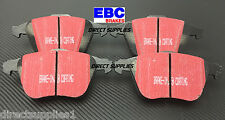 EBC ULTIMAX FRONT PADS DP1574 FORD FOCUS MK2 2.5 TURBO ST 225 BHP 2005-2011